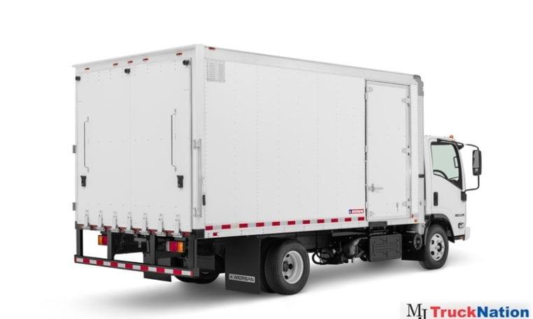 Isuzu NPR-HD Landscape Trucks