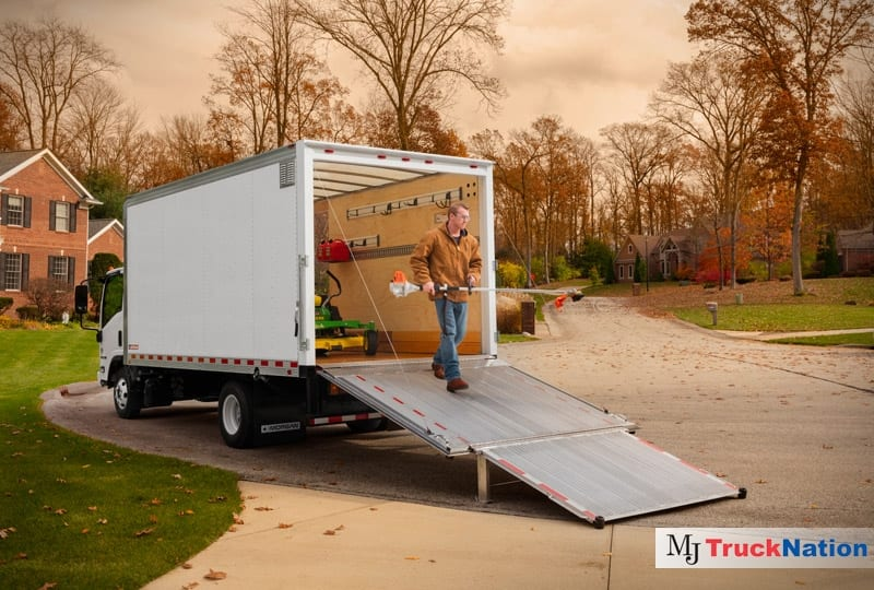 Truck Overview - Isuzu NPR-HD Box Trucks For Diesel MJ Truck Nation