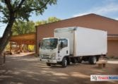 Isuzu NPR-HD Box Trucks