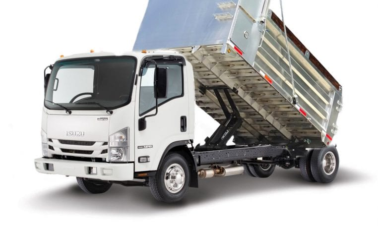Isuzu-NPR-HD-Single-Cab-Dump