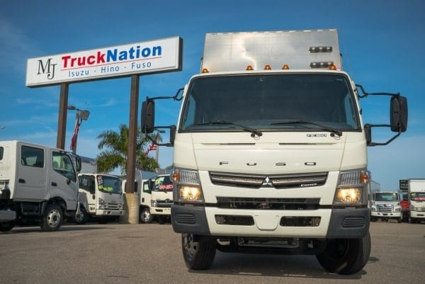 Landscape Trucks