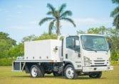 Isuzu NPR-HD Spray Truck